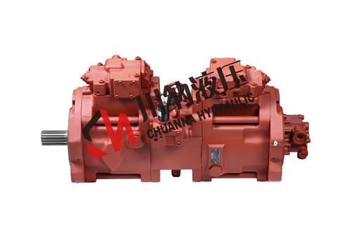 徐工K3V140DT-1X7R-9ND9-V液压泵