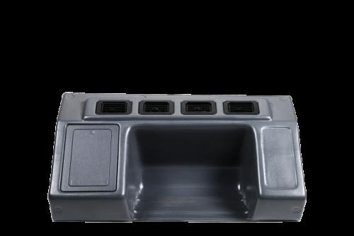 EMC0512A-FH-D空调罩总成