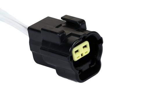174352-2电磁阀接插件