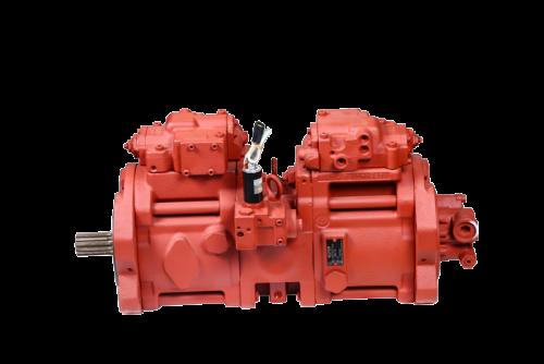 柳工挖掘机配件K3V112DT-1X7R-9N4P-V川崎液压泵