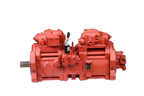 徐工挖掘机配件K3V112DT-1X7R-9N4P-V川崎液压泵
