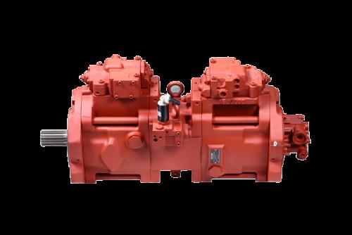 柳工挖掘机配件K3V140DT-1X7R-9ND9-V川崎液压泵