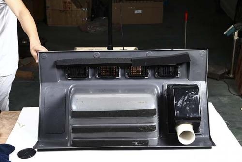 空调罩总成EMC0512A-FH-D
